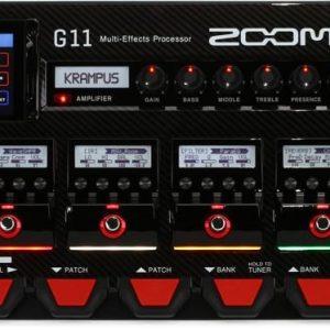 ZOOM G11/120GL Multi Effects Processor