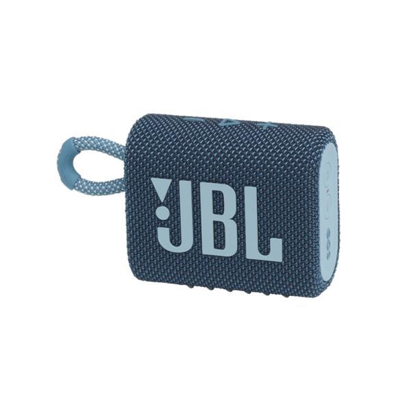 JBL Go3 BT  azul
