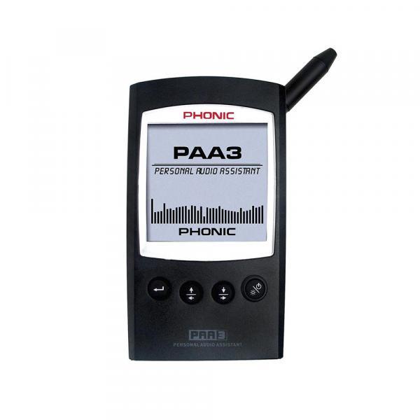 PHONIC PAA3 ANALIZADOR DE AUDIO