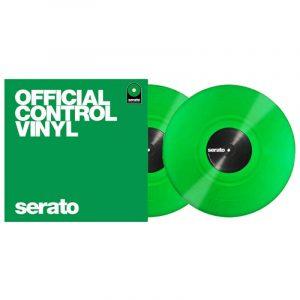 SERATO Serato Performance Series (Pair) - Green
