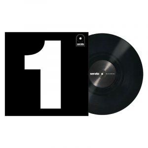 "SERATO 12"" Serato Control Vinyl - Performance Series - BLACK"