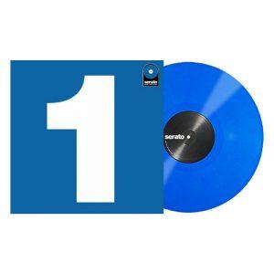 "SERATO 12"" Serato Control Vinyl - Performance Series - BLUE"