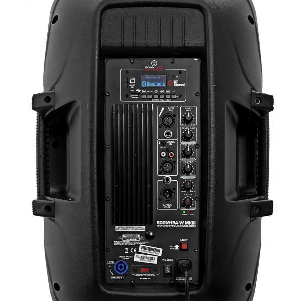 SONIC BOOM 15A-W MK3