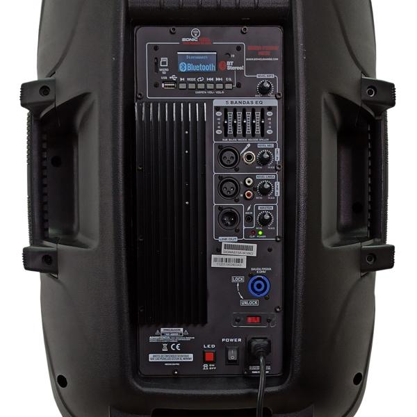 SONIC SIGMAS15A-W MK3