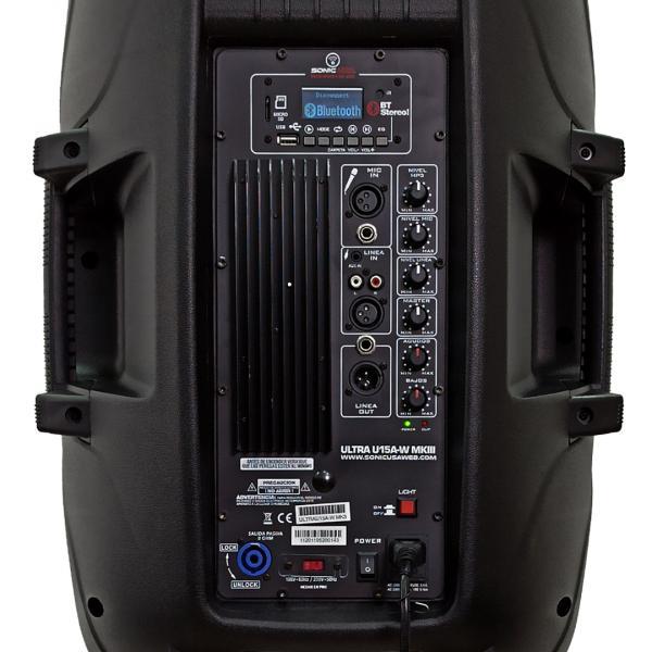 SONIC ULTRAU15A-W MK3