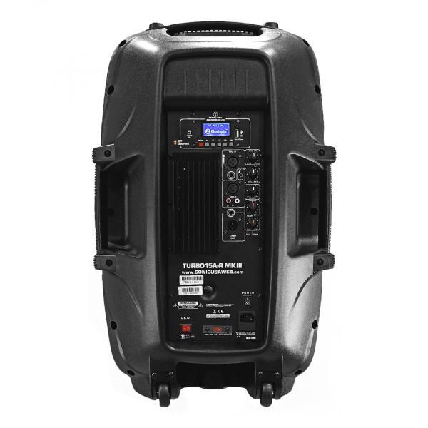 SONIC TURBO15A-R MK3