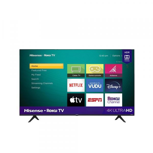"HISENSE 43"" 4K UHD 43R6090G Roku TV Smart HD"
