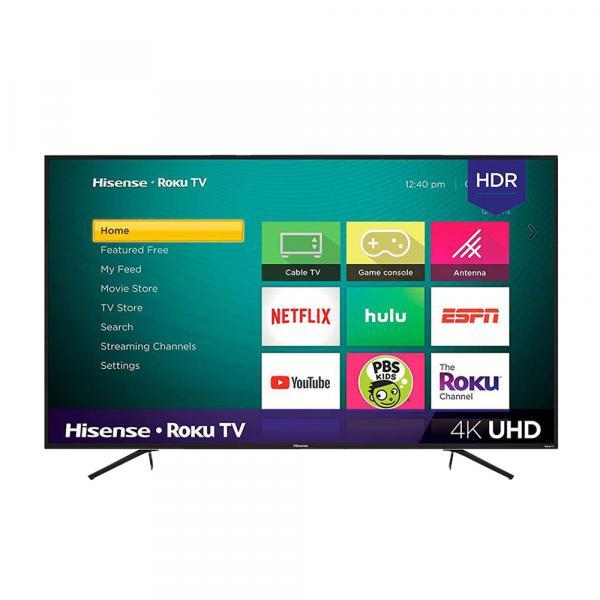 "HISENSE 55"" 4K UHD 55R6090G Roku TV Smart HDR"