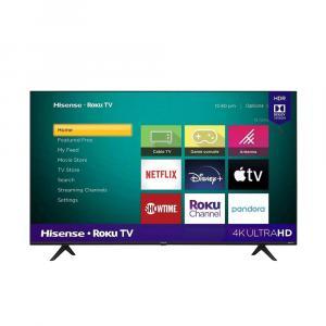 "HISENSE 50"" 4K UHD 50R6040G Roku TV Smart HDR"
