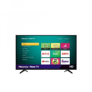 "HISENSE 32"" H4F 32H4F5 Roku TV Smart"