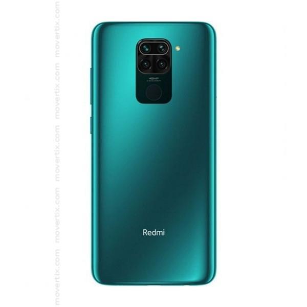 XIAOMI REDMI Note 9 4G DS 3/64GB Verde Bosque