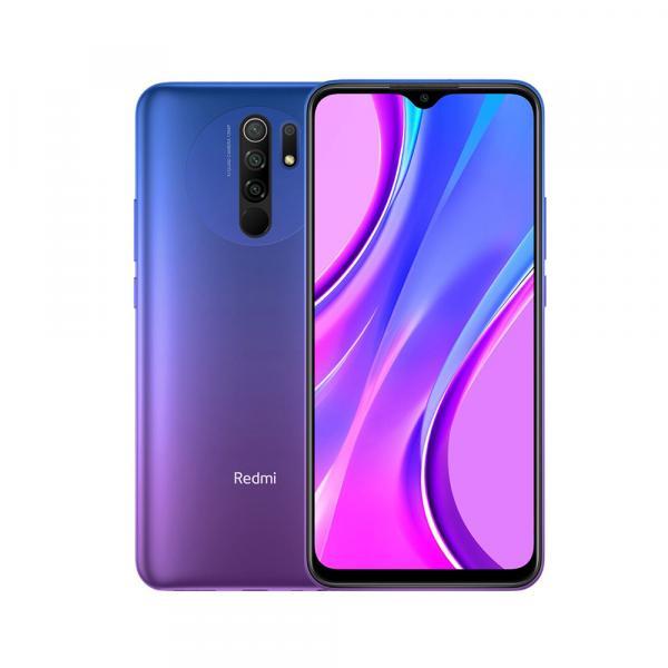 XIAOMI REDMI Note 9 4G DS 4/64GB Purpura Atardecer