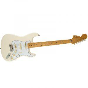 FENDER Jim Hendrix Stratocaster Maple Fingerboard Olympic White