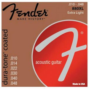 FENDER Dura-Tone 880XL 80/20 Coated 10-48