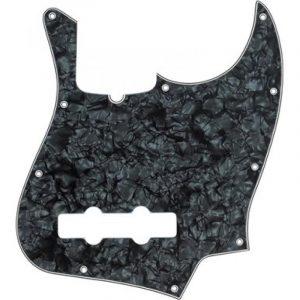 FENDER PG J BASS STD BLACK MOTO 10-HOLE