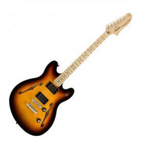 SQUIER Affinity Stratocaster MN 3-Color Sunburst