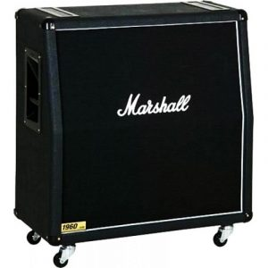 MARSHALL MARSHALL 1960A-E 4x12 Guitar Extension Cabinet