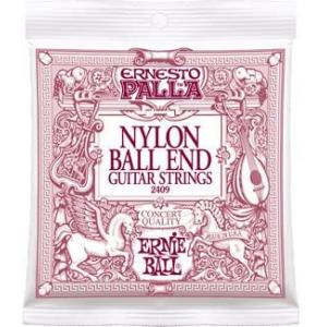 ERNIE BALL P02409 NYLON BALL END GUITAR STRING