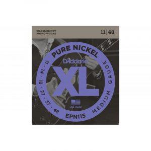 DADDARIO EPN115 XL Pure Nickel Round Wound