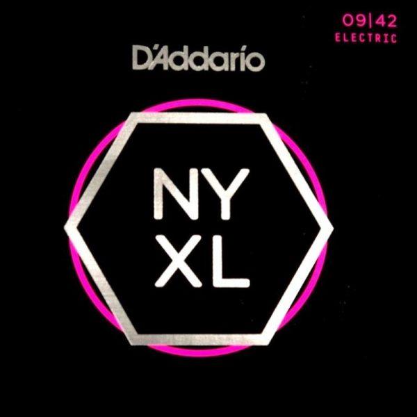 DADDARIO NYXL0942 Nickel Wound, Super Light, 9-42