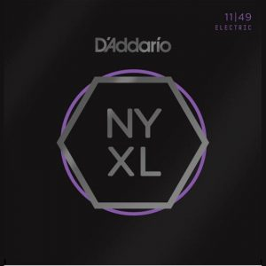 DADDARIO NYXL1149 Nickel Wound, Super Light, 11-49