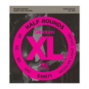 DADDARIO ENR71 XL Half Rounds