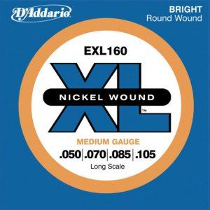 DADDARIO EXL 160 Nickel Round Wound