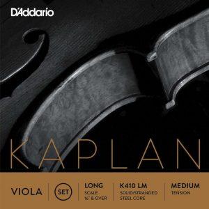 DADDARIO KV410 LM KAPLAN VIVO VLA SET LONG MED