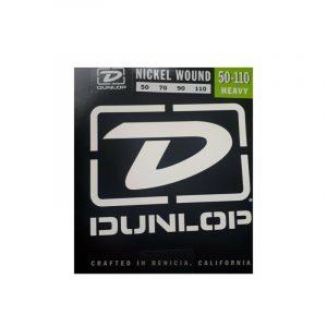 DUNLOP DBN50110 BASS-NKL HVY-4/SET