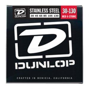 DUNLOP DBS30130 BASS-SS MED-6/SET