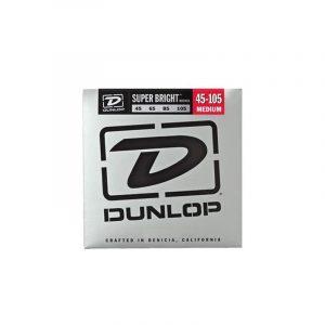 DUNLOP DBSBN45105 BASS-NKL SBMD-4/SET