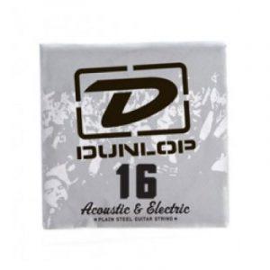 DUNLOP DPS16 SNGLE .016 PLN-EA
