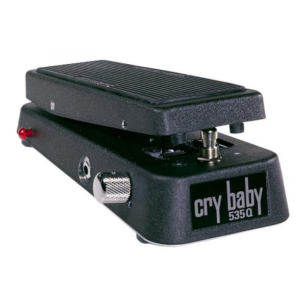 DUNLOP 535Q-B CRYBABY Q-BLACK-EA