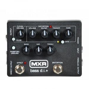 DUNLOP M80 MXR BASS DISTORTION+-EA