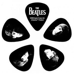 PLANET WAVES Beatles Picks Meet The Beetles 10 Pack Medium 1CBK4-10B2