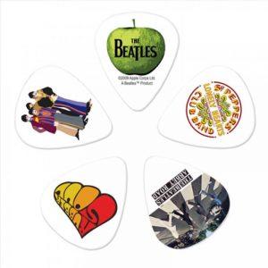PLANET WAVES Beatles Picks Albums 10 Pack Medium 1CWH4-10B3