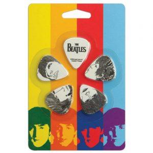 PLANET WAVES Beatles Picks Revolver 10 Pack Heavy 1CWH6-10B1