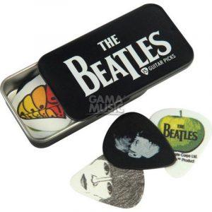 PLANET WAVES Beatles Pick Tin - Logo 1CAB4-15BT1