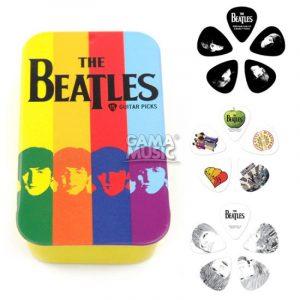 PLANET WAVES Beatles Pick Tin - Stripes 1CAB4-15BT2