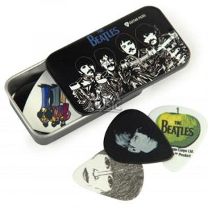 PLANET WAVES Beatles Pick Tin - Sgt. Peppers 1CAB4-15BT3