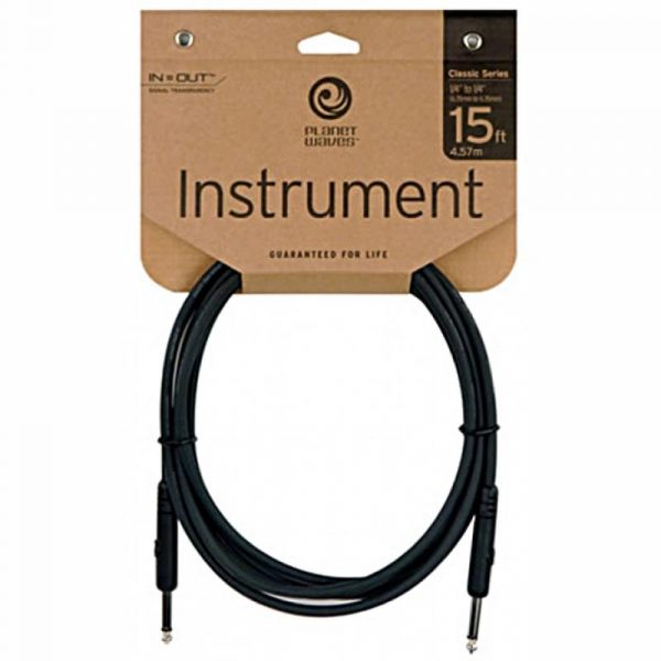 PLANET WAVES Planet Waves 15ft Classic PW-CGT-15