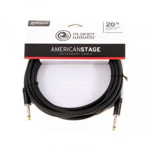 PLANET WAVES Planet Waves American Stage Inst Cable 20'