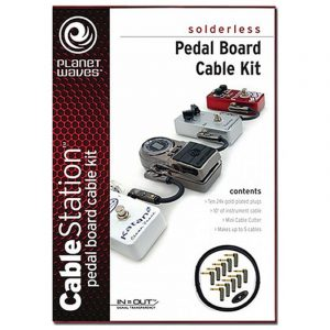 PLANET WAVES Planet Waves Pedal Board Cable Kit PW-GPKIT-10