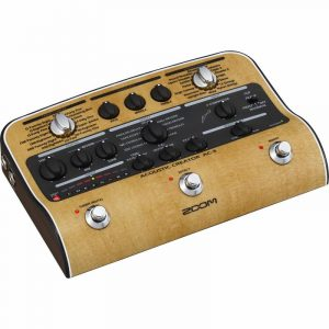 ZOOM AC3 Acoustic Creator Pedal