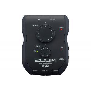 ZOOM U-22/220GL Handly Audio Interface