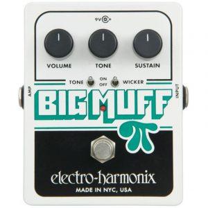 ELECTRO-HARMONIX Electro Harmonix Big Muff Pi w/ Tone Wicker