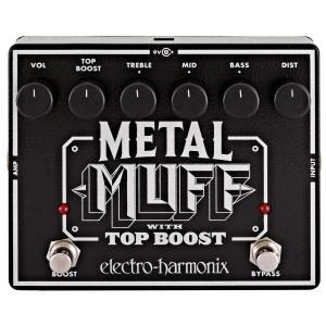 ELECTRO-HARMONIX Electro Harmonix Metal Muff
