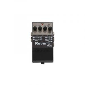 BOSS RV-6 Digital Reverb& Delay