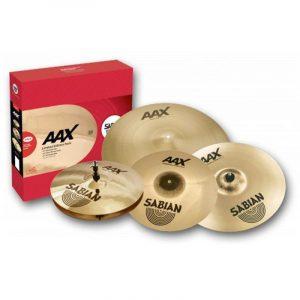 SABIAN AAX X-plosion Performance Set 2500587XB