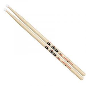 VIC FIRTH Vic Firth American Classic 7AN Drumsticks - Nylon Tip